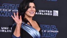 The Hypocritical Canceling of Gina Carano