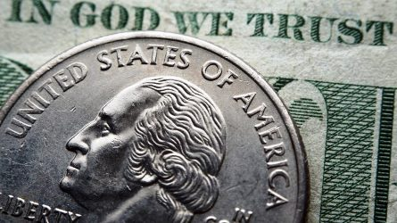 """In God We Trust?"" Newcombe"