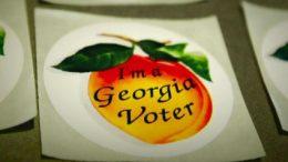 New Georgia Election Law