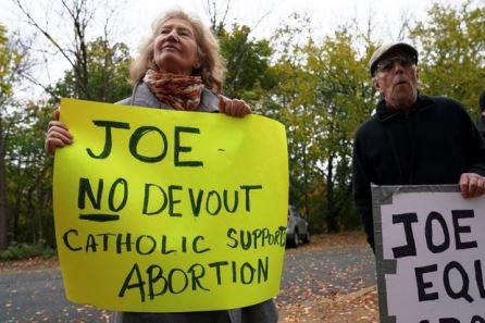 Pro-Life Evangelicals for Biden