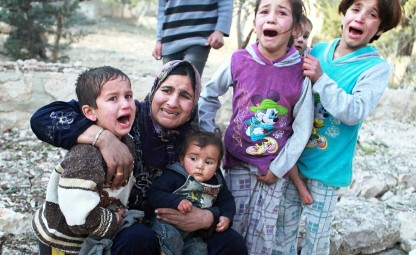 Women and Children: Jihad's Collateral Damage