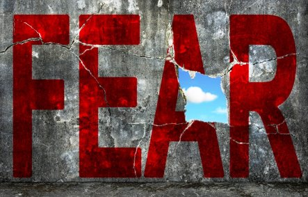 The Sword of 'Fear Sells'