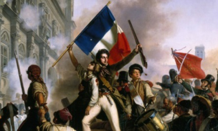 Frenchmen Became Ashamed of their Nation