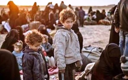 Muslim Children the World Over Indoctrinated