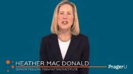 Heather Mac Donald PragerU