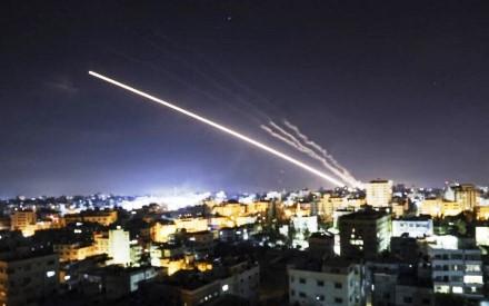 Rocket Attacks Against Israel