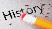 Erasing American History