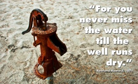 Till the Well Runs Dry