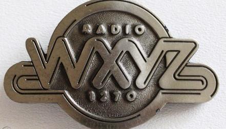 WXYZ Detroit radio logo