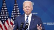 Joe Biden giving speech