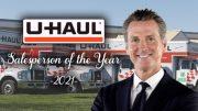 Newsom Salesperson of the year