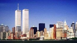 Image of the twin towers